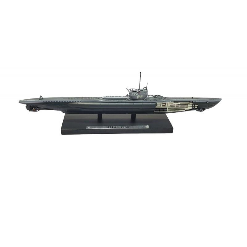 Macheta nava submarin U214 1943, 1:350 Atlas