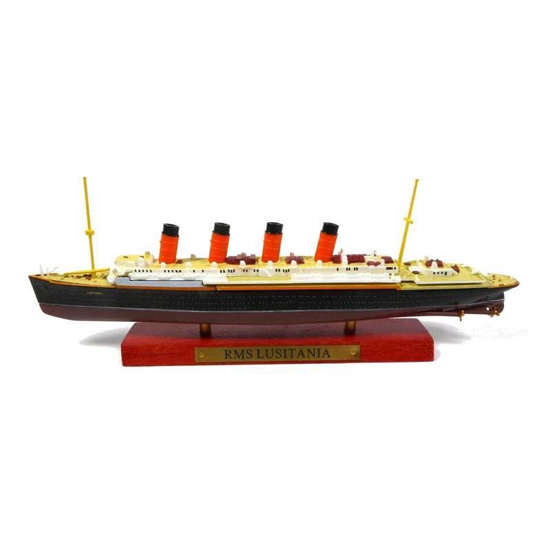 Macheta nava RMS Lusitania 1906, 1:1250 Atlas