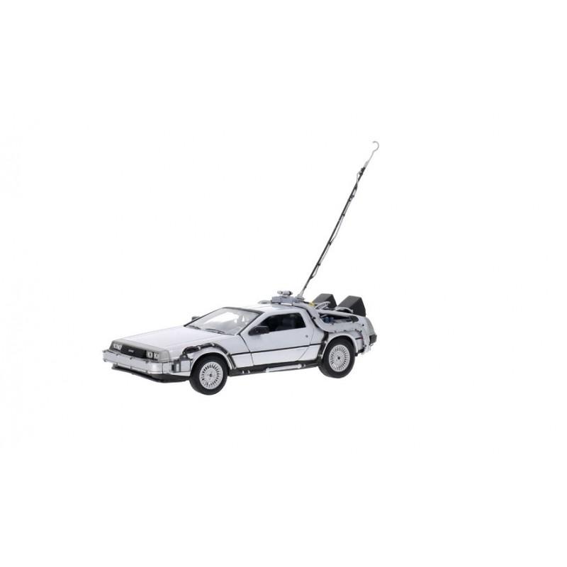 Macheta auto DeLorean Back to the Future I, 1:24 Welly