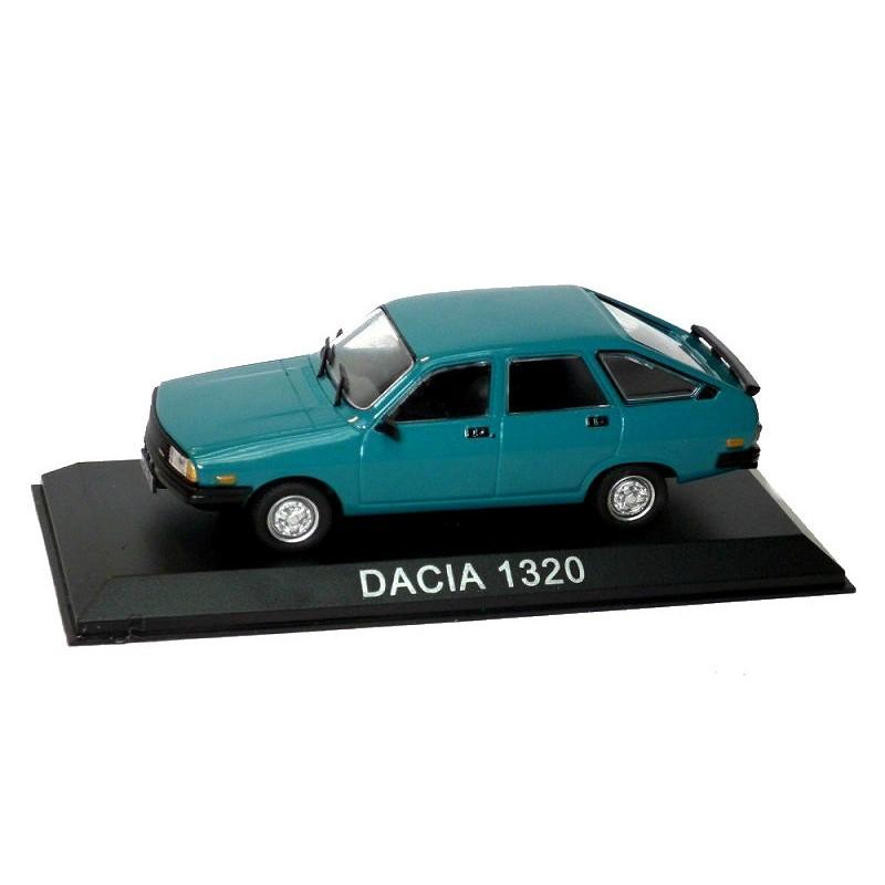 Dacia 1320 - Masini de Legenda RO, 1:43 Deagostini/IST