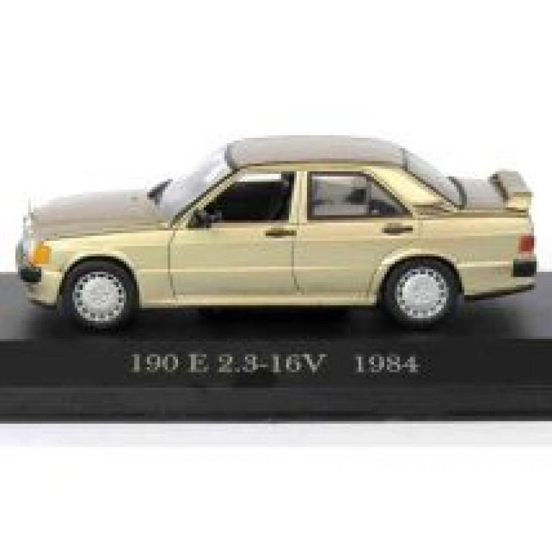 Macheta auto Mercedes Benz 190E 2.3-16V W201 1984, 1:43 Altaya/Ixo