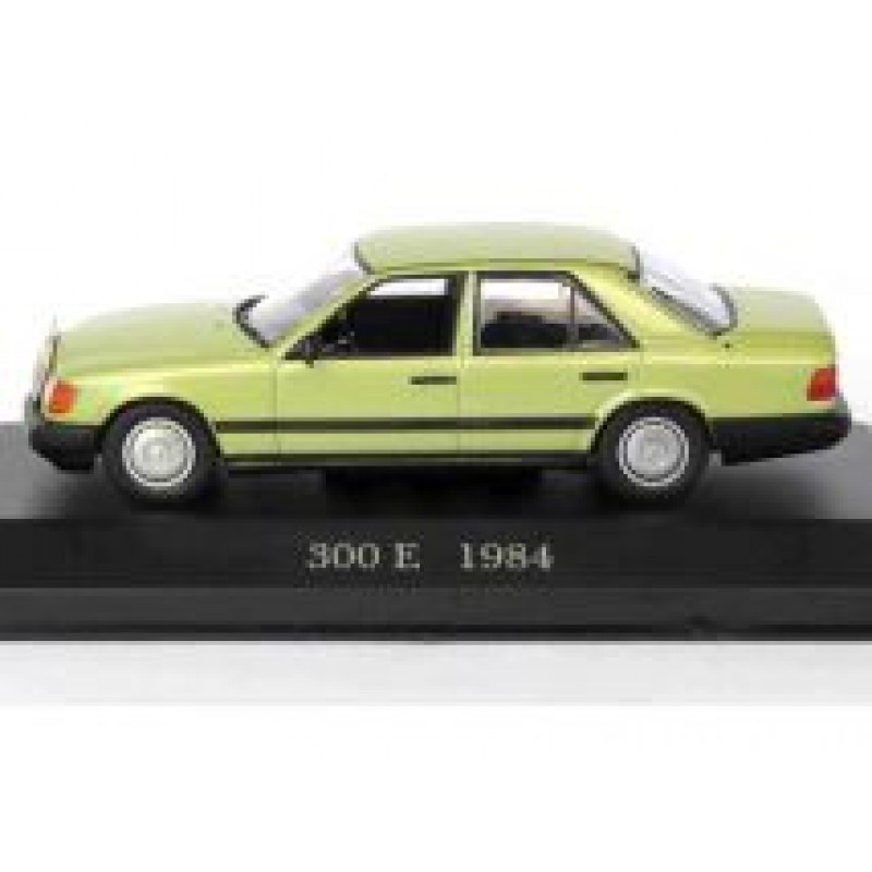 Macheta auto Mercedes Benz E-Class 300E W124 1984, 1:43 Altaya/Ixo