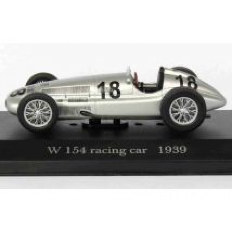 Macheta auto Mercedes Benz F1 W154 N 18 RACING CAR 1939, 1:43 Altaya/Ixo