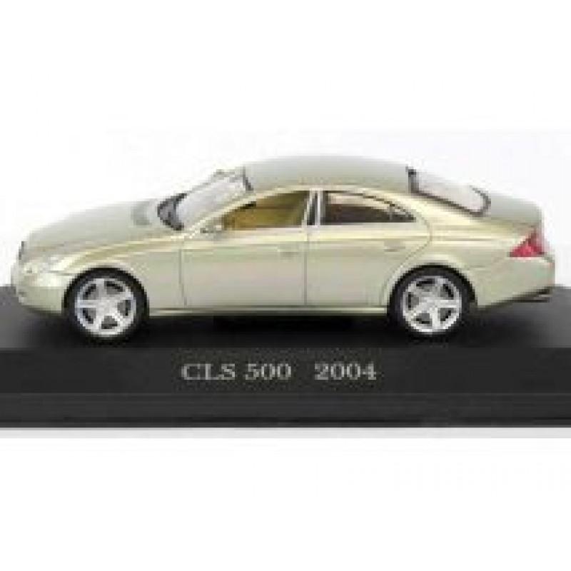 Macheta auto Mercedes Benz CLS-Class CLS500 C219 2004, 1:43 Altaya/Ixo