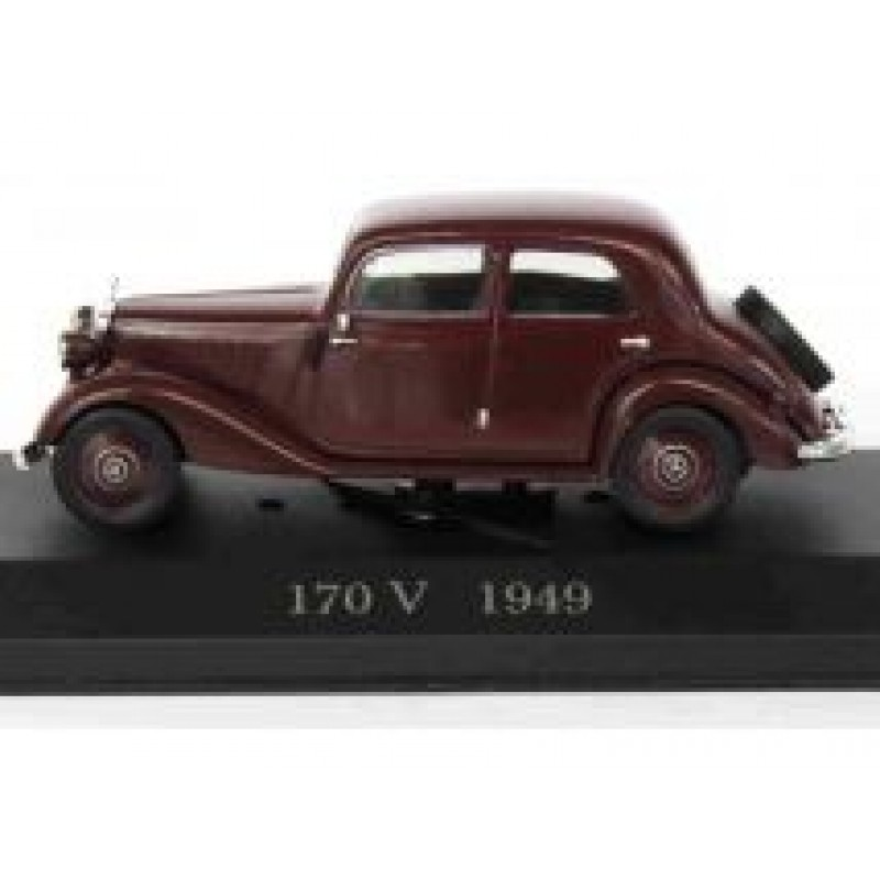 Macheta auto Mercedes Benz 170V W136 1949, 1:43 Altaya/Ixo