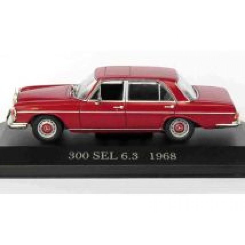 Macheta auto Mercedes Benz 300SEL 6.3 W109 1968, 1:43 Altaya/Ixo
