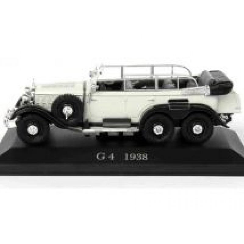 Macheta auto Mercedes Benz G4 1938, 1:43 Altaya/Ixo