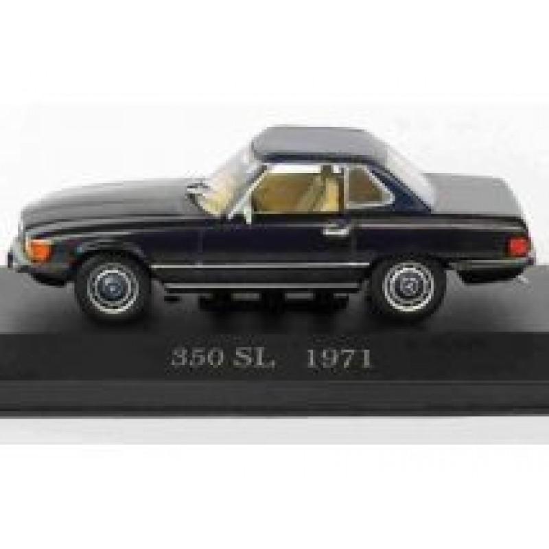 Macheta auto Mercedes Benz 350SL R107 1971, 1:43 Altaya/Ixo