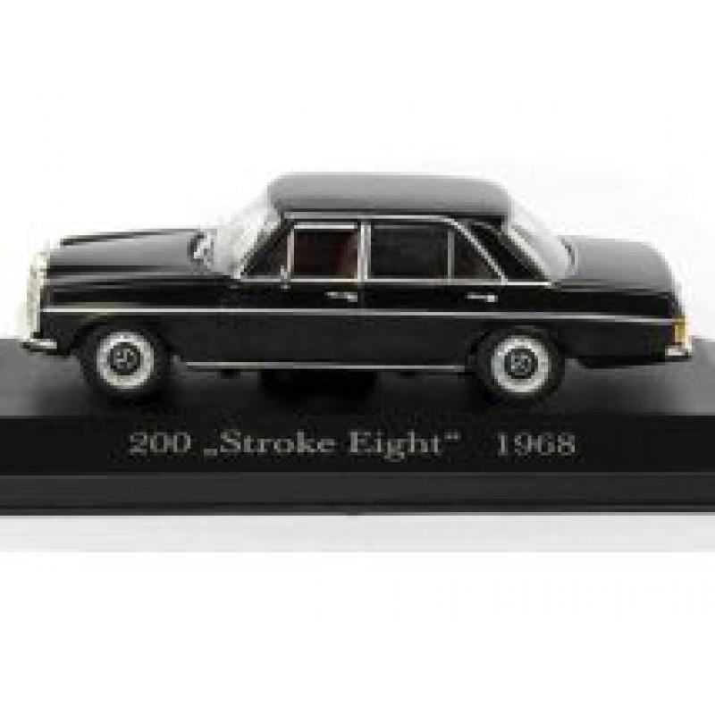 Macheta auto Mercedes Benz 200 Stroke 8 W115 1968, 1:43 Altaya/Ixo