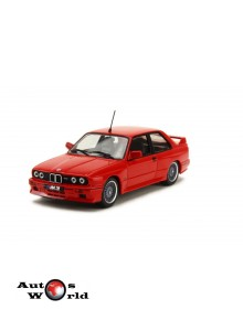 Macheta auto BMW M3 (E30) sport Evolution 1989, 1:43 Whitebox