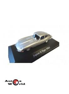 Macheta auto Jaguar E-Type Coupe 1961, 1:43 Atlas