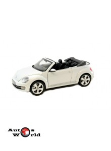 Macheta auto Volkswagen Beetle cabrio 2013, 1:18 Kyosho
