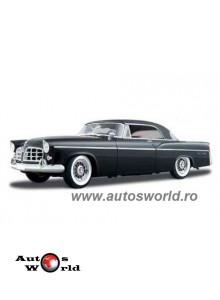 Chrysler 300B 1956 - negru, 1:18 Maisto