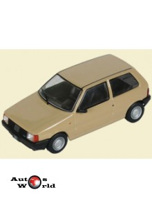 Fiat Uno - Kultoweauta PL, 1:43 Deagostini/IST