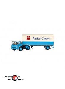 Macheta Camion Bedford TK 1960-80, 1:43 Ixo
