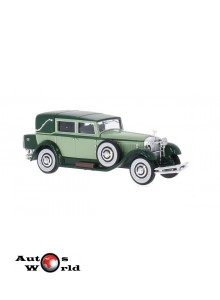 Macheta auto Isotta Fraschini Tipo 8, 1930, 1:43 Whitebox