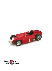 Macheta auto Ferrari D50 GP UK 1956 Fangio, 1:43 Brumm