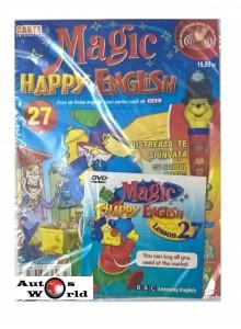Magic Happy English Nr.27, Amercom