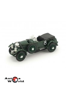 Macheta auto Bentley Speed SIX  Le Mans 1930, 1:43 Brumm