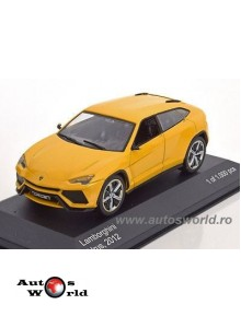 Lamborghini Urus galben, 1:43 Whitebox