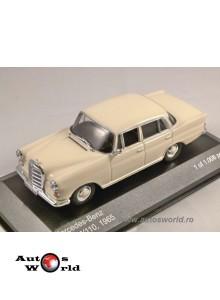 Mercedes 200 D (W110), 1:43 Whitebox