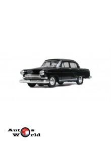 Macheta auto Gaz Volga M21 negru 1970, 1:24 Lucky Diecast