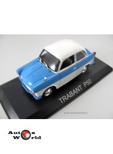 Trabant P50 Kombi - Masini de Legenda RO, 1:43 Deagostini