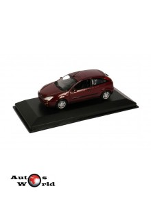 Macheta auto Ford Focus 3doors 1998 visiniu, 1:43 Minichamps