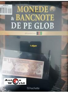 Monede Si Bancnote De Pe Glob Nr.110 - 1 Afgan, Hachette