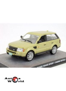 Land Rover Range Rover Sport  James Bond, 1:43 Eaglemoss