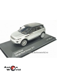 Land Rover Range Rover Evoque gri/negru, 1:43 Whitebox