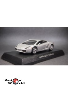 Lamborghini Gallardo gri, 1:64 Kyosho