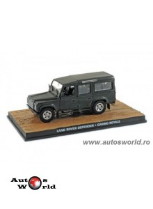 Land Rover Defender 110 James Bond, 1:43 Eaglemoss