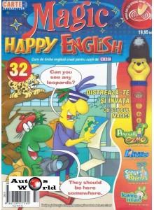 Magic Happy English Nr.32, Amercom