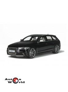 Macheta auto Audi RS4 B8, 1:18 GT Spirit