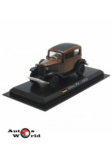 Masini De Legenda Nr.57 - Macheta auto Opel P4 1935, 1:43 Amercom
