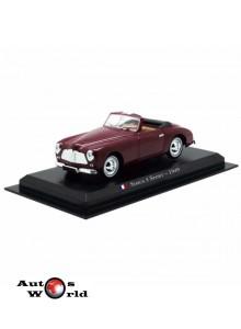 Masini De Legenda Nr.58 - Macheta auto Simca 8 Sport 1949 , 1:43 Amercom