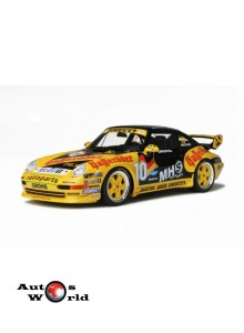 Macheta auto Porsche 911 (993) Supercup, 1:18 GT Spirit