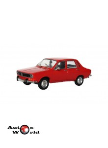 Macheta auto Dacia 1300 rosu Deagostini RU, 1:43 IST