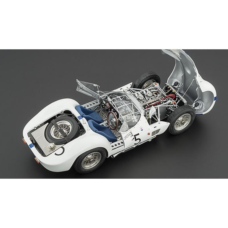 CMC: 1:18 Maserati Tipo 61 #5, 1,000 Km Nürburgring 1960