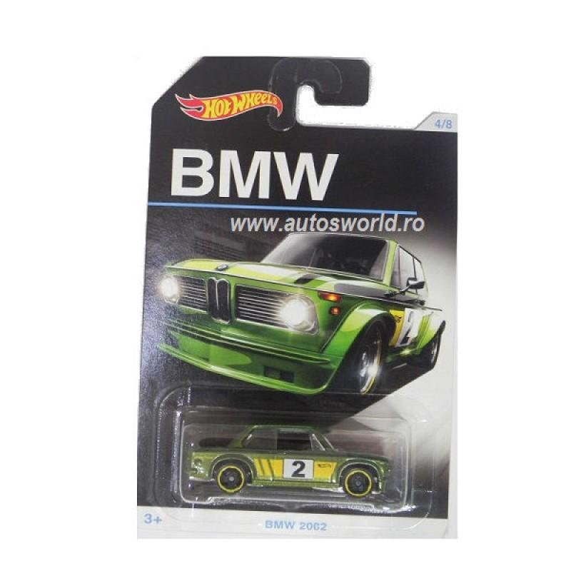 BMW 2002, 1:64 Hotwheels