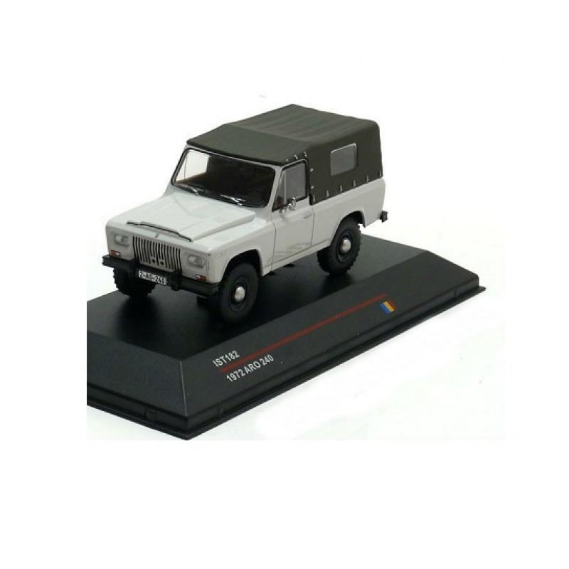 Macheta auto Aro 240, 1:43 IST Models