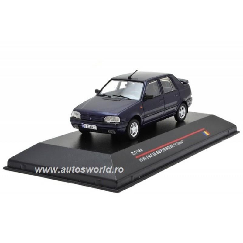 Dacia Supernova Clima, 1:43 IST Models