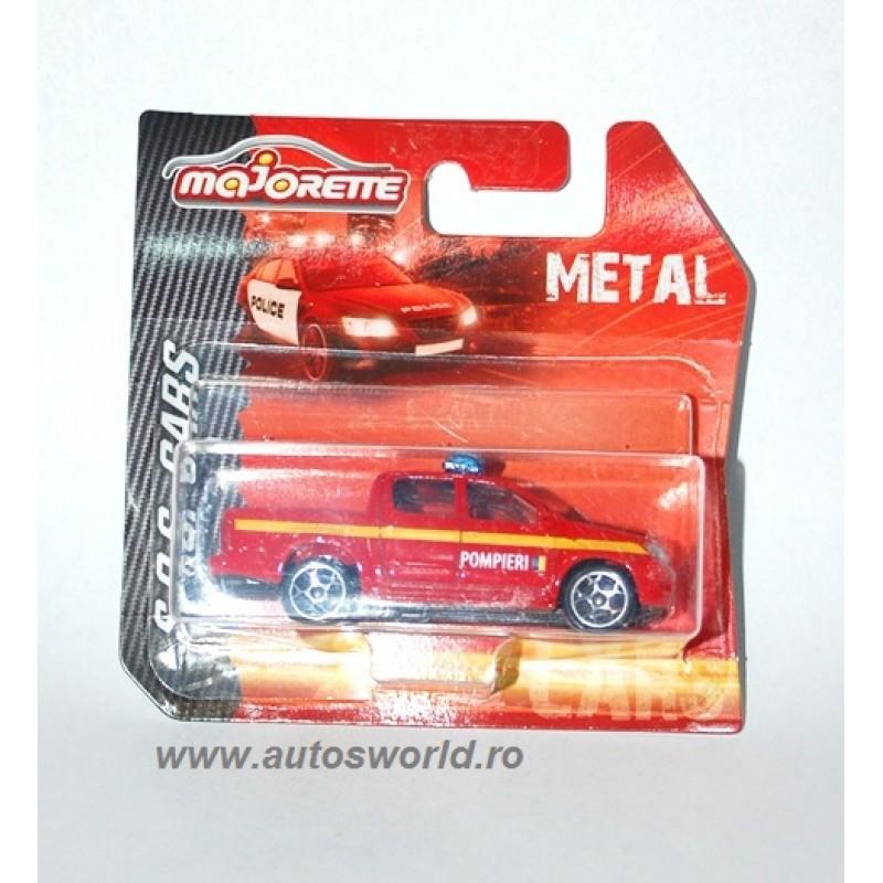 Toyota Hilux Pompieri, 1:60 Majorette