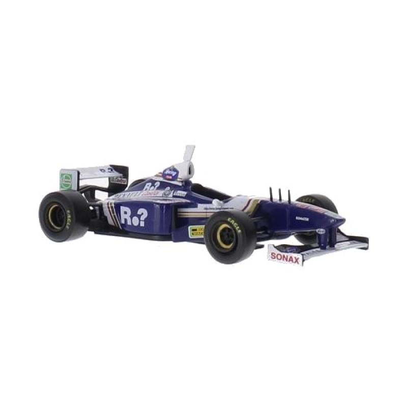Macheta auto Williams FW19, No.3, J.Villeneuve, 1:43 Ixo