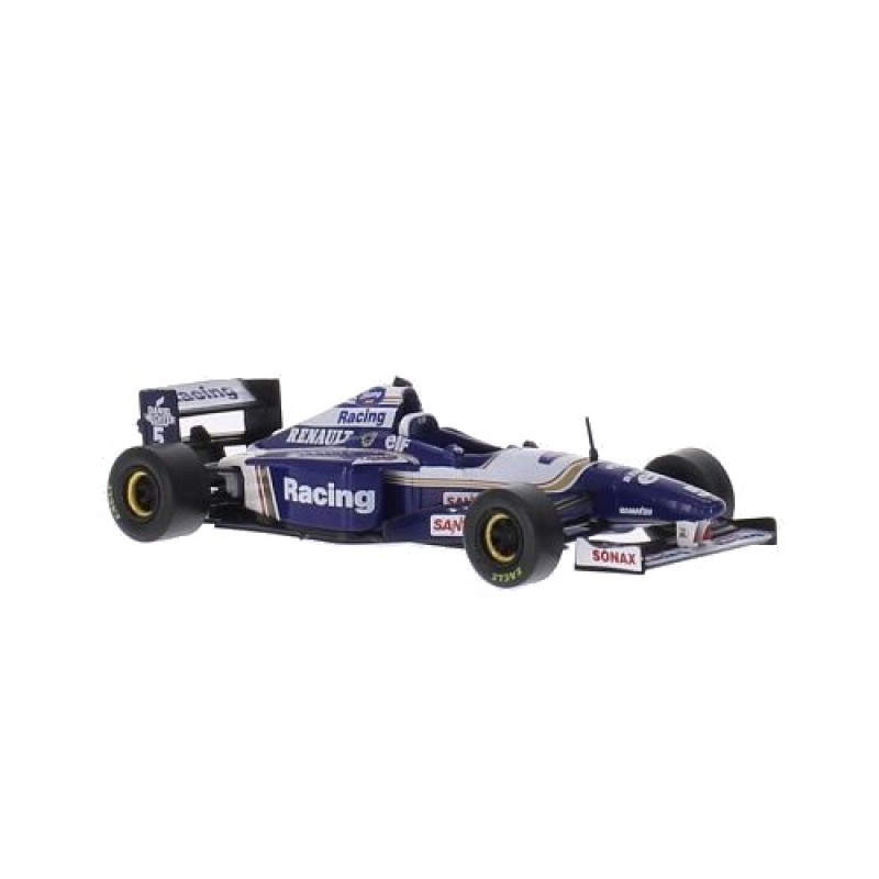 Macheta auto Williams FW18, No.5, D.Hill, 1:43 Ixo