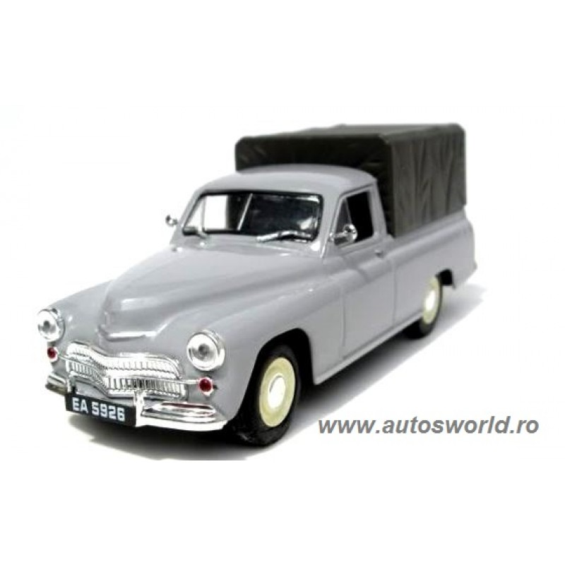 Warszawa 200 Pickup, 1:43 Deagostini/IST