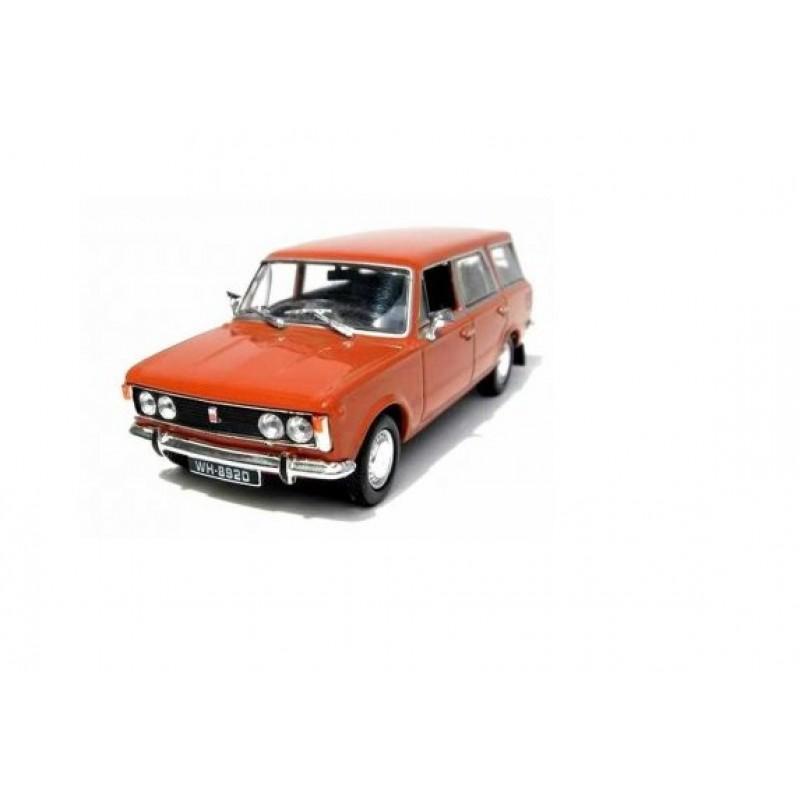 Fiat 125p kombi Polski , 1:43 Deagostini/IST