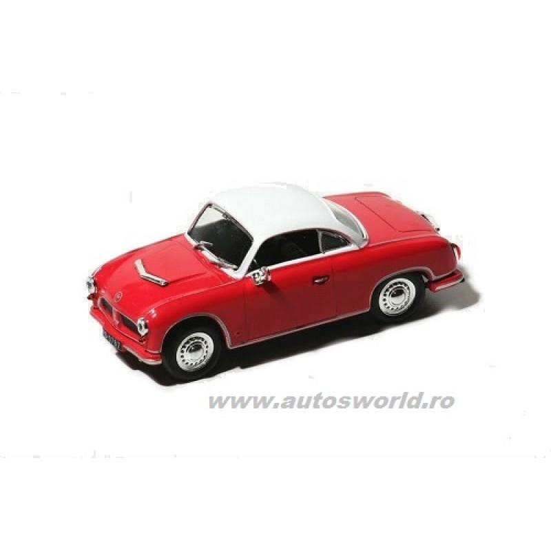 AWZ P70 coupe, 1:43 Deagostini/IST