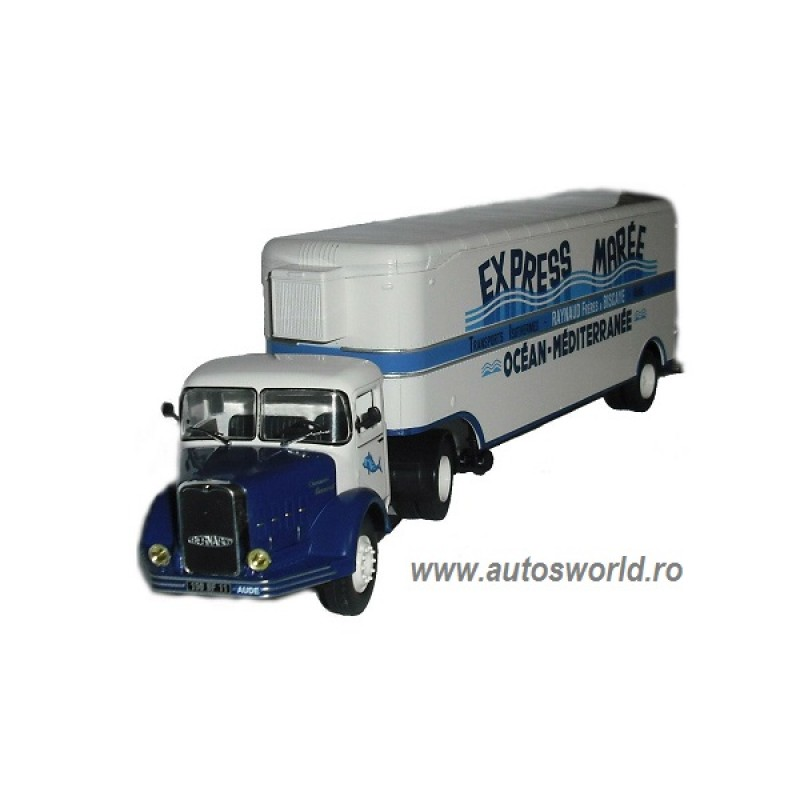 Camion Bernard 150 MB 1951-65, 1:43 IXO